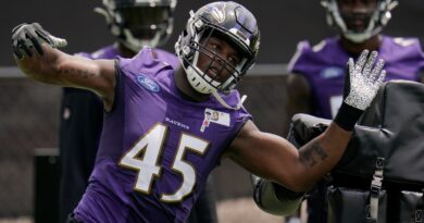 NFL: Four Ravens defensive players on NFL COVID-19 list