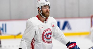 Savard: «I'm happy to be on the same side as him now»